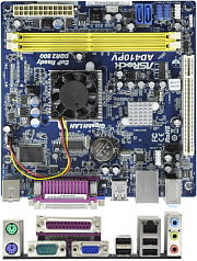 Asrock AD410PV motherboard