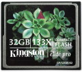 Kingston CF/32GB-S2 CF card